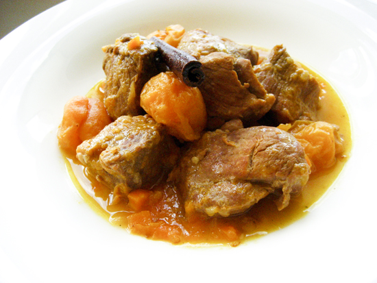pork with apricots-8web
