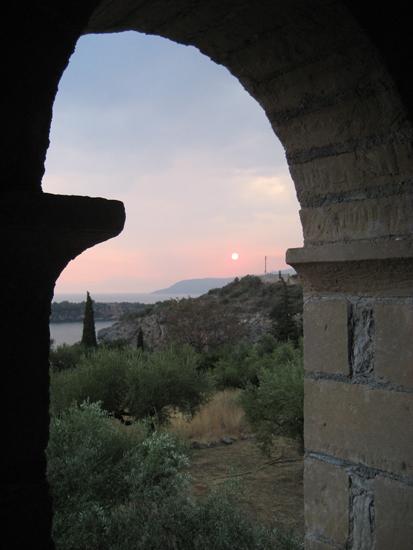 Kalamitsi view