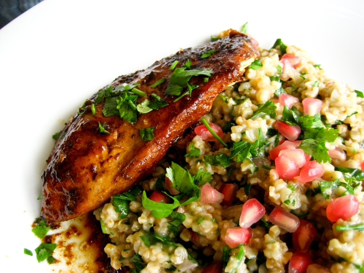 chicken and bulgur salad-2