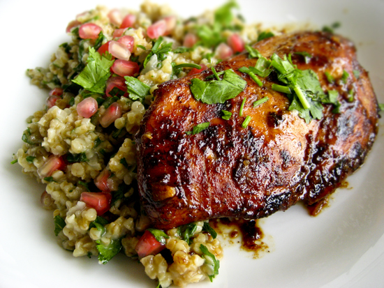 chicken and bulgur salad-3web