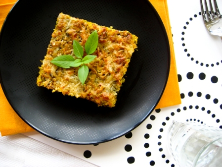 courgette carrot pie-4web