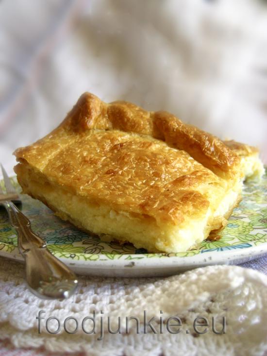 Katie's cheese pie/ Η τυρόπιτα της Καίτης
