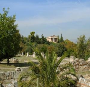 Αρχαια Αγορά Αθηνών, Photo http://newsn.wordpress.com