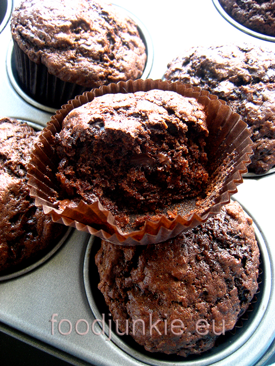 chocolate muffins2 wtr