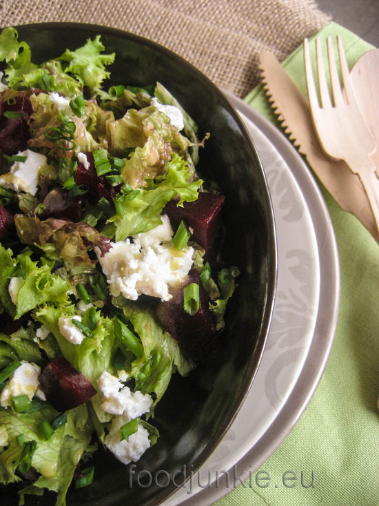 beet-and-goats-cheese-salat