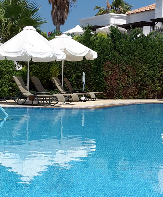 aldemar-private-pool-view