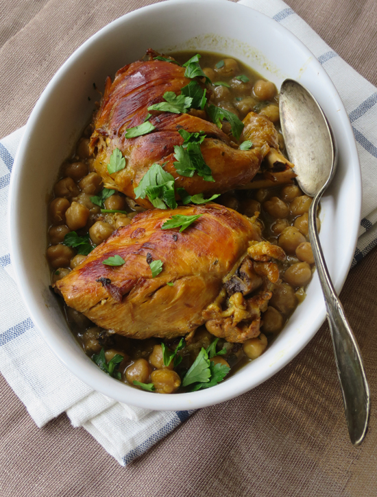 moroccan-chickpeas-and-chicken